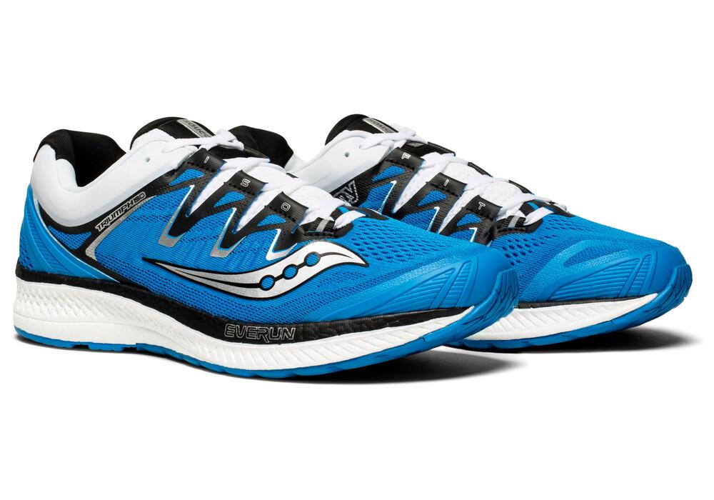Blue Mavic Shoes
